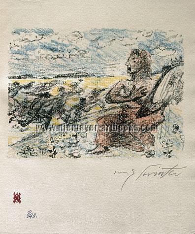 Lovis Corinth, Der Venuswagen