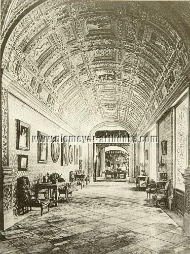 Villa Waldfried: Galerie