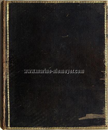 Hendrik de Haan, Logbuch 'Faseta', 1816-1818