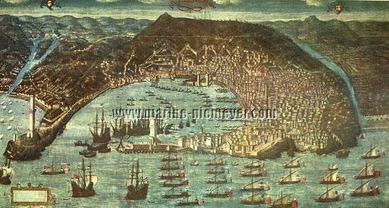 Cristoforo Grassi, Genoa at the Time of Christopher Columbus