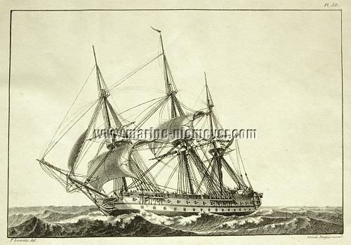 Le Comte, Ship of the Line