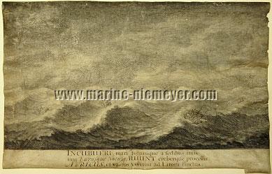 Thomas Baston, Der Seesturm
