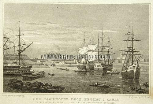 Limehouse Dock (London)