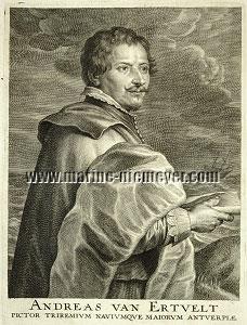 van Dyck, Andries van Eertvelt